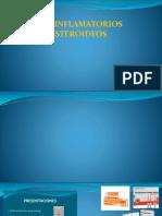 13 corticoides