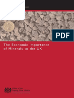 Economic Importance of Mining