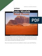 Louis Hissink – Sand Dunes