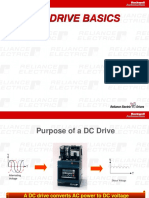 PS Basics of a DC Drive