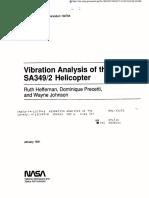 Nasa Helicopter Vibration
