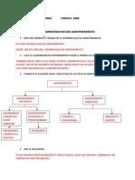 Cuestionario de Adaministracion Del Mantenimiento