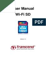 WiFiSD Manual v11 En