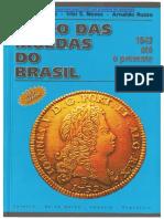 Livro Das Moedas Do Brasil 12ªEdição