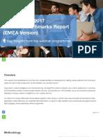 2017 BrightTALK EMEA Benchmarks Report