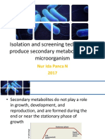 Secondary Metabollite Ppt