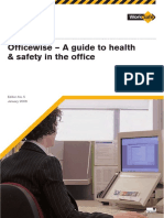 Manual of Risk Prevention in an Office
