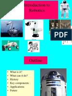 robotics - presentation