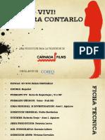Carpeta Proyecto TV (Yo Vivi para contarlo))
