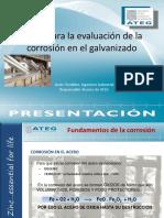Jornada Técnica Sobre El Acero Galvanizado en Caliente y Sus Utilizaciones en La Industria