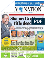 Daily Nation 2017-07-27