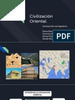 Civilizacion Oriental