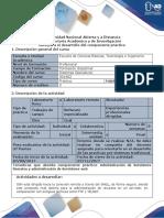 Guía Para El Dearrollo Del Componente Práctico 2