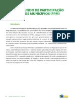 Fundo de Participação Dos Municípios (FPM)
