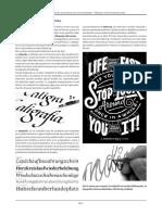 Apunte Tipografía para Lettering