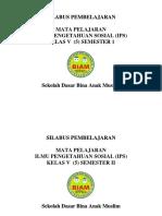 Cover Silabus Pembelajaran