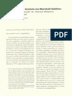 Marshall Sahlins - Antropologia e história em Marshall Sahlins.pdf