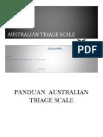 Panduan Australian Triage Scale