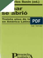 Susin Luiz Carlos El Mar Se Abrio Afr Presencia Teologica 111.pdf