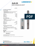 Pompe Lorenz PS4000