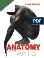 Anatomia Obbligatorio Simblet Anatomyforartist Intero