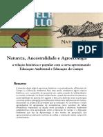 Educação do Campo, Educação Ambiental e Agroecologia
