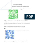 qr code worksheet