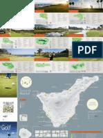 Mapa Tenerife Golf