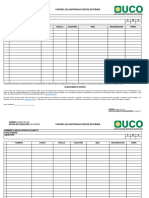 QAFC.021 Control de Asistencia Eventos Externos