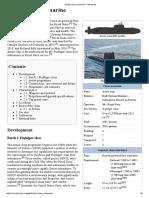 Astute-class Submarine - Wikipedia