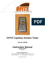 OFITE Capillary Suction Time
