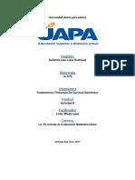 tarea 3 fundamentos del curriculo dominicano.docx