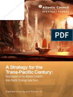 A Strategy for the Trans-Pacific Century
