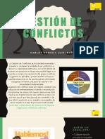 Gestión de Conflictos Presentacion