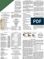 Boletim Sexta Igreja Presb 08-10-17