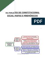 Só Macetes de Constitucional