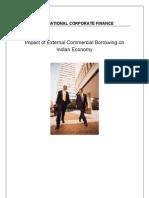 Impact of ECB on Economy