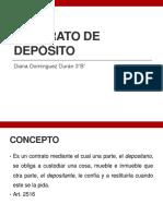 DEPÓSITO-CIVIL