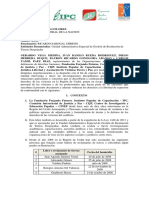 Denuncia Procuraduría contra URT