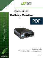 351507 033 InstGde Battery Monitor CAN Node 1v2e
