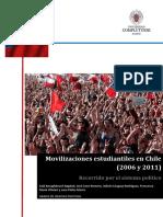 Movilizaciones estudiantiles en Chile. Recorrido por el Sistema Político.