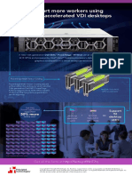 Support more workers using graphics-accelerated VDI desktops - Infographic