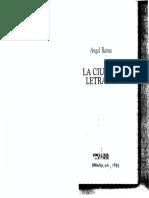 Rama - La ciudad letrada (1984).pdf