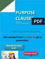 Xpl11 Purpose Clauses