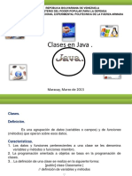 Clases Java