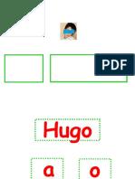 Hugo-exercício 2_palavras Correspondentes