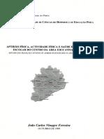 APTIDÃO FÍSICA, ACTIVIDADE FÍSICA E SAÚDE DA POPULAÇÃO ESCOLAR DO CENTRO DA ÁREA EDUCATIVA DE VISEU.pdf