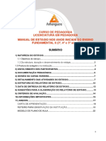 Manual de Estágio Curricular Nos Anos Iniciais Do Ensino Fundamental II (3º, 4º e 5º Anos) 2017.02.Doc