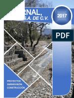 Curriculum Jornal SA de CV 2017 Ligero