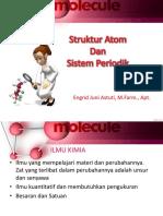 Struktur Atom2016